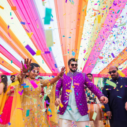 Taj Krishna, Hyderabad Wedding | Weddings by Knotty Days | Aarti & Kunal27